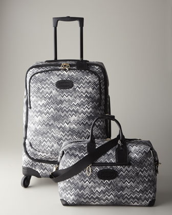 "Bric's ""Missoni"" Luggage"
